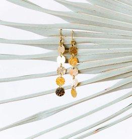 Amsha Dangle Drift Earrings