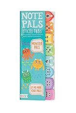 Ooly Ooly | Note Pals Sticky Note Tabs - Monster Pals