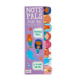 Ooly Note Pals Sticky Tabs: Mermaid Magic
