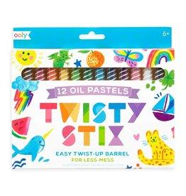 Ooly Twisty Stix Oil Pastels