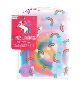 Ooly Unique Unicorns Stationery Kit
