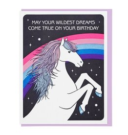 Lucky Horse Press Lucky Horse Press | Wildest Dreams Birthday