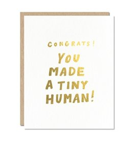 Odd Daughter Paper Co Odd Daughter Paper Co | Tiny Human Card