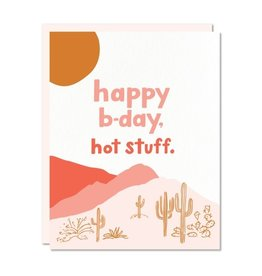 Odd Daughter Paper Co Odd Daughter Paper Co | Hot Stuff Card
