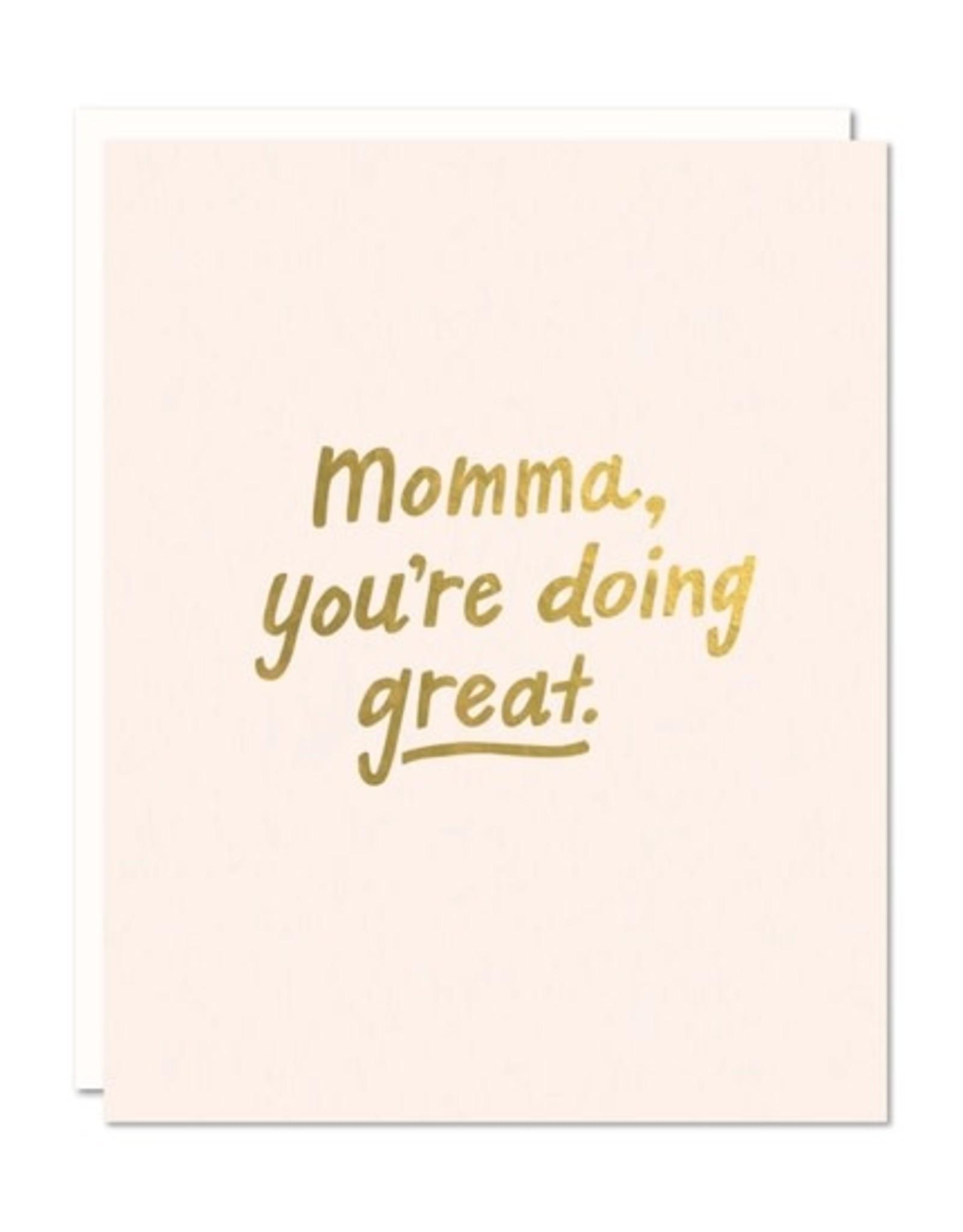 Odd Daughter Paper Co Odd Daughter Paper Co | Momma Card