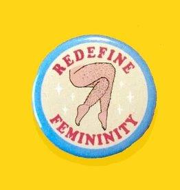 The Peach Fuzz The Peach Fuzz | Redefine Femininity Button