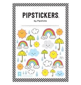 Pipsticks Pipsticks | Kawaii With A Chance of Rain Stickers