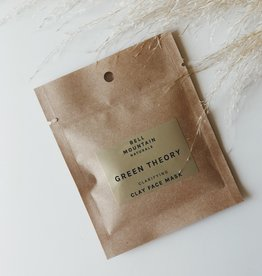 Bell Mountain Naturals Bell Mountain Naturals | Green Theory Clay Mask