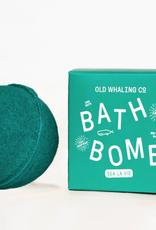 Old Whaling Company Old Whaling Bath Bomb Sea La Vie