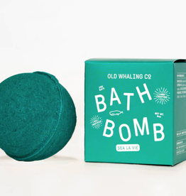 Old Whaling Company Old Whaling Bath Bomb Sea La Vie