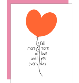 Ashkahn Ashkahn | More and More In Love Card