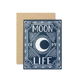 Wild Hart Paper Moon of My Life Card