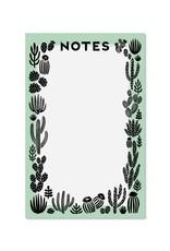 Wild Hart Paper Wild Hart Paper   Cactus  Notepad