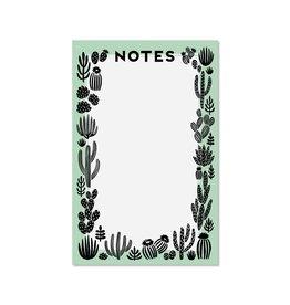 Wild Hart Paper Cactus  Notepad