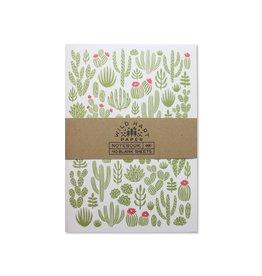 Wild Hart Paper Cactus Notebook