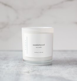 Roote Roote | Sandalwood 14 oz Soy Candle