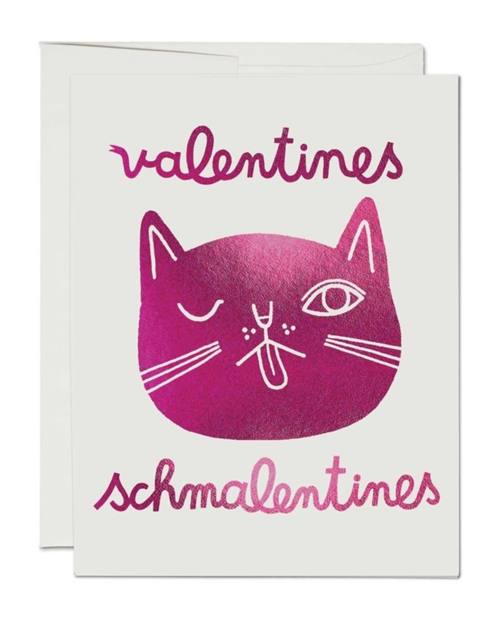 Red Cap Red Cap | Valentines Schmalentines (Box of 8)