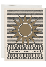 Red Cap Red Cap | Sunshine Birthday Card