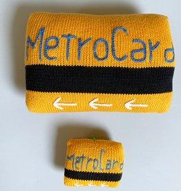 Estella Organic Knit Metrocard Stuffed Toy
