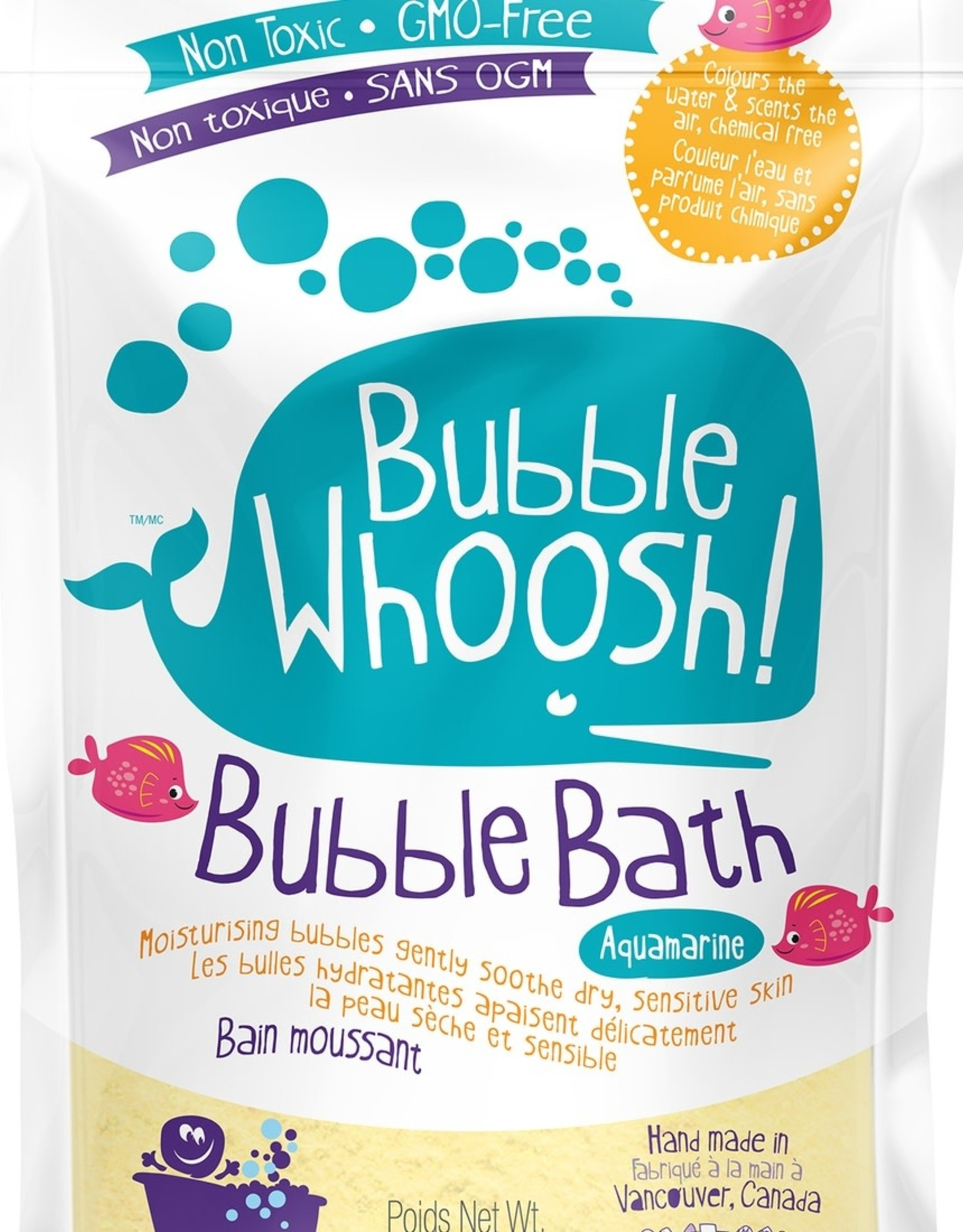 Loot Toy Company Loot Toy Company | Bubble Whoosh Aquamarine
