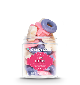 Candy Club Candy Club | Gummies and Chocolate Love Letters