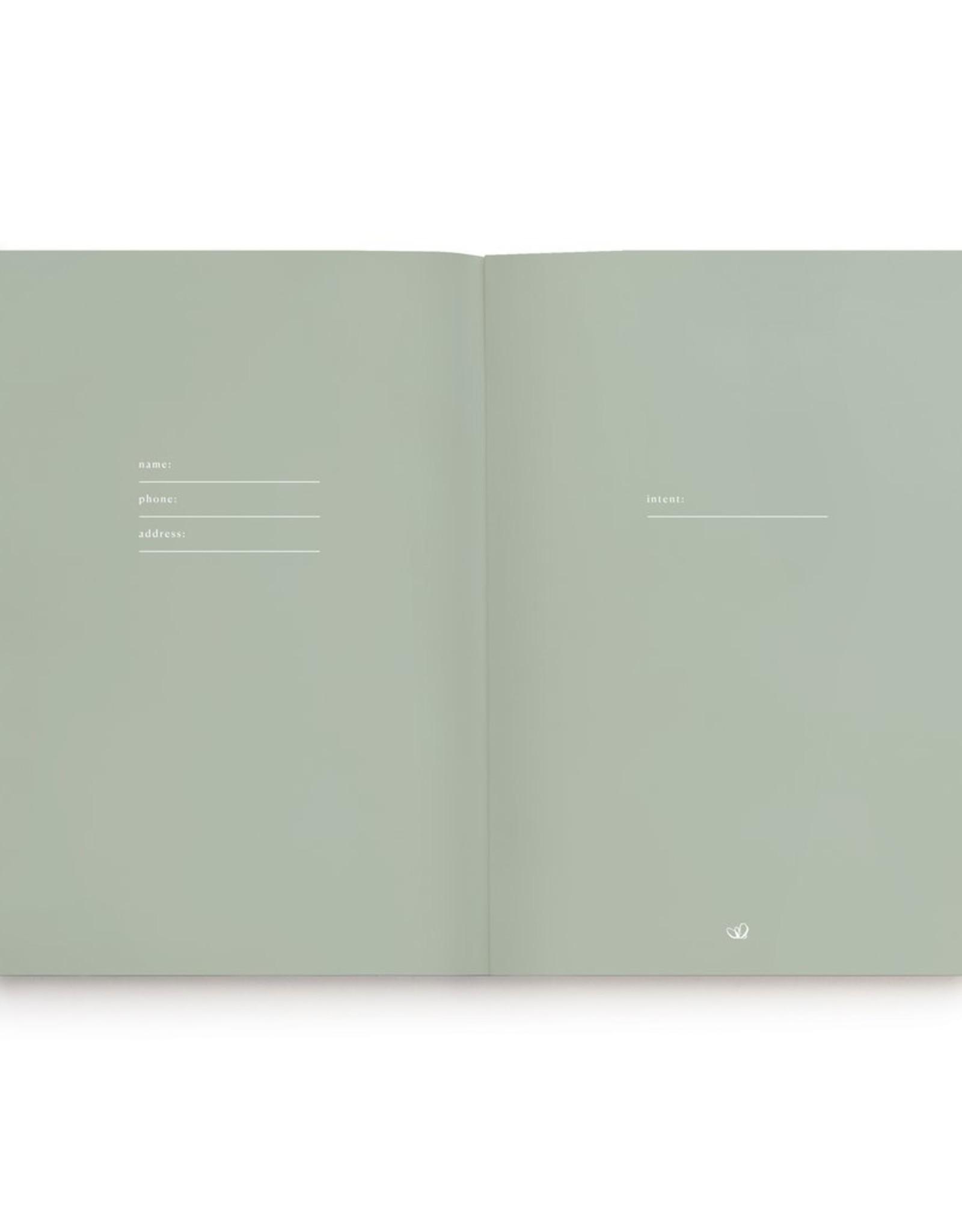 Our Heiday Our Heiday | Honey Dot Grid Journal