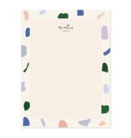 Our Heiday Our Heiday | Strokes Blank Everyday Notepad