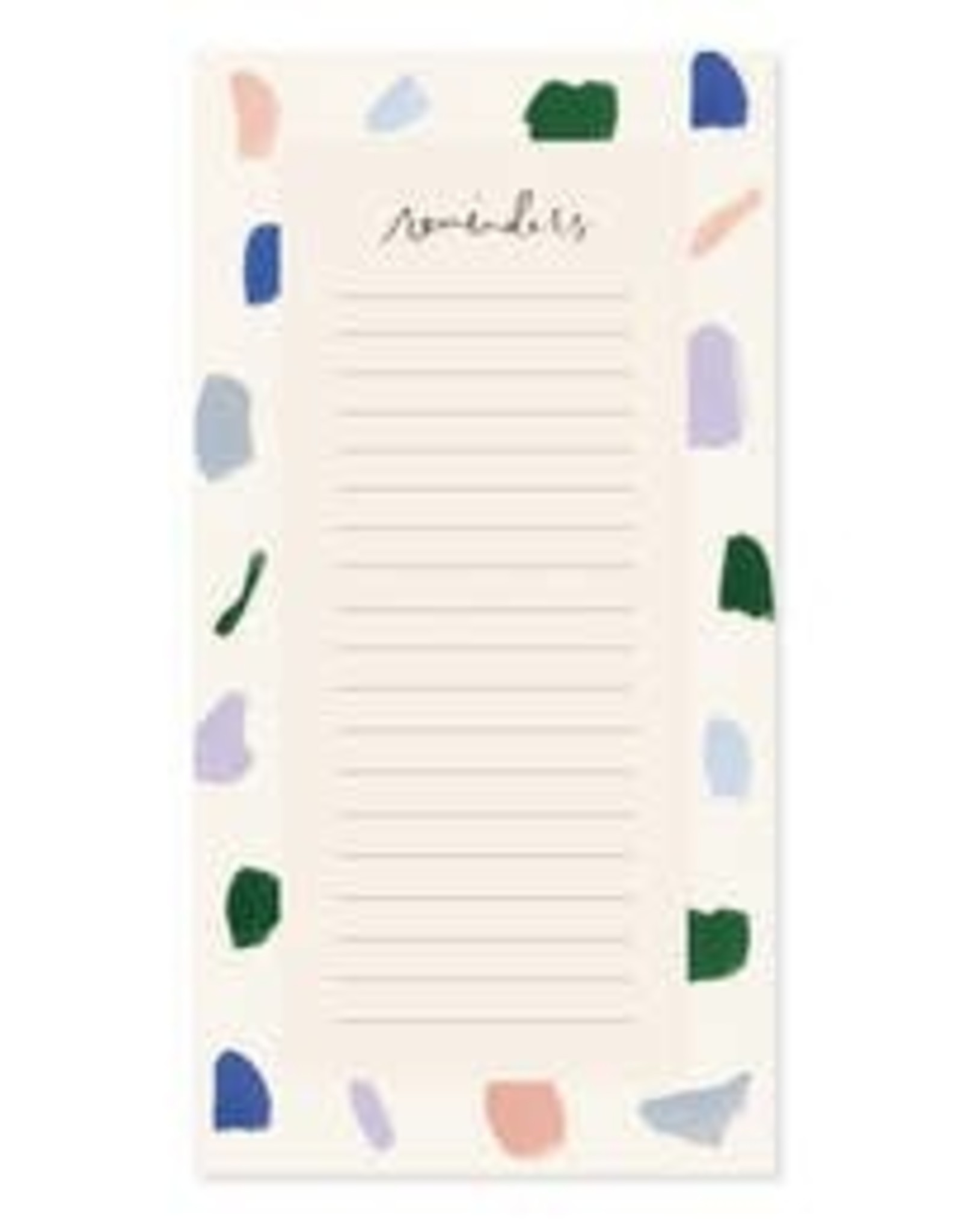 Our Heiday Our Heiday | Strokes Reminder Pad