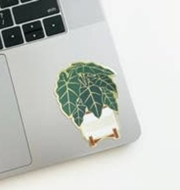 Paper Anchor Co. Paper Anchor Co. | Alocasia Sticker