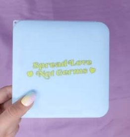 Made Au Gold Made Au Gold | Spread Love Not Germs Face Mask Case