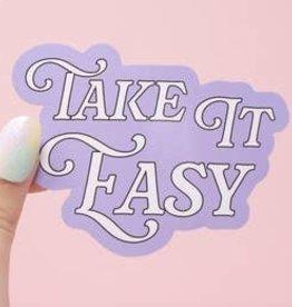 Made Au Gold Made Au Gold | Take It Easy Sticker