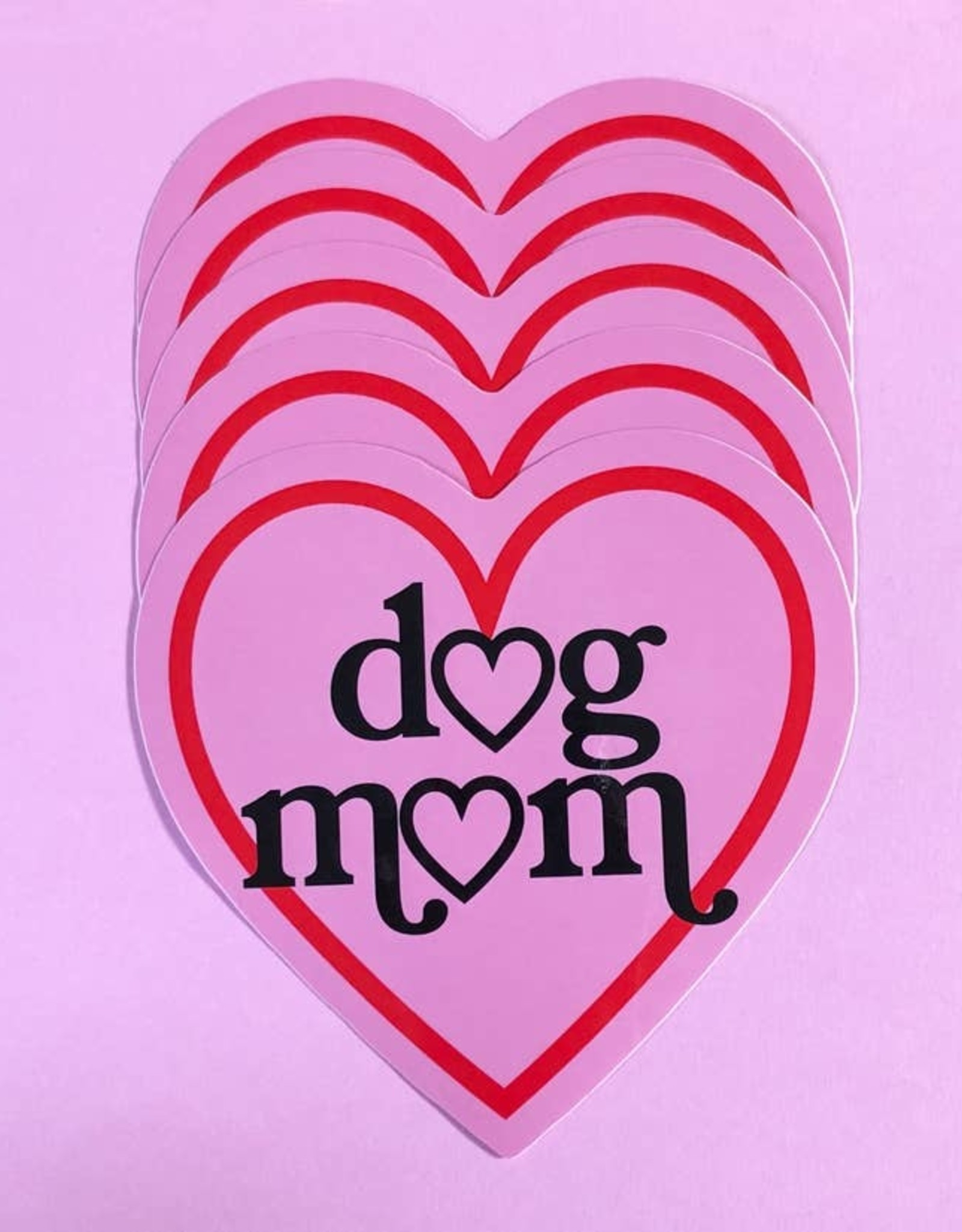 A Shop Of Things A Shop of Things | Vinyl Stickers Dog Mom