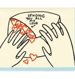 People I've Loved People I've Loved | Sending You All My Love Card