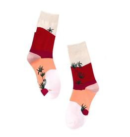 Stay Forever | Pink Desert Socks (W)