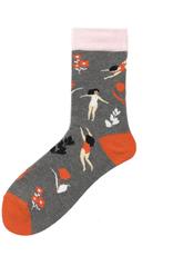Stay Forever | Garden Dive Socks (W)