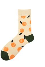 Stay Forever | Orange Cutie Socks (W)