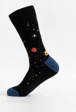 Stay Forever | Solar System Socks (M)