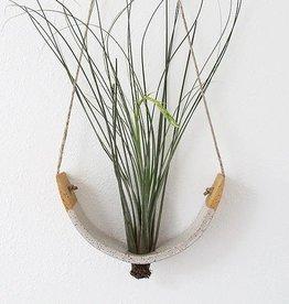 Mudpuppy Mudpuppy   Large Speckled Cradle Vase