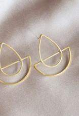 Mashallah Mashallah | Cattleya Earrings
