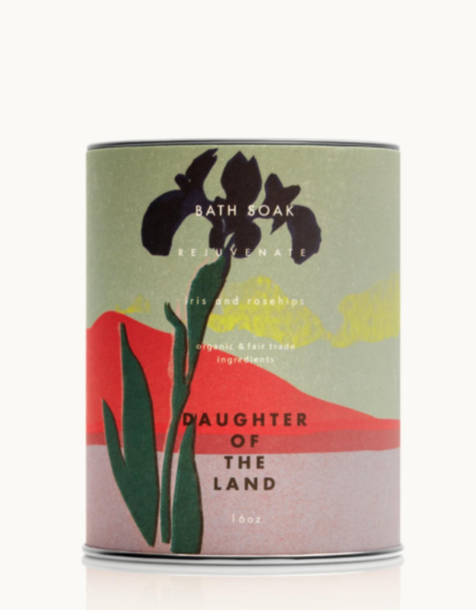 Daughter of the Land Daughter of the Land | Rosehips Bath Soak