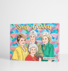 The Found Stay Golden Puzzle