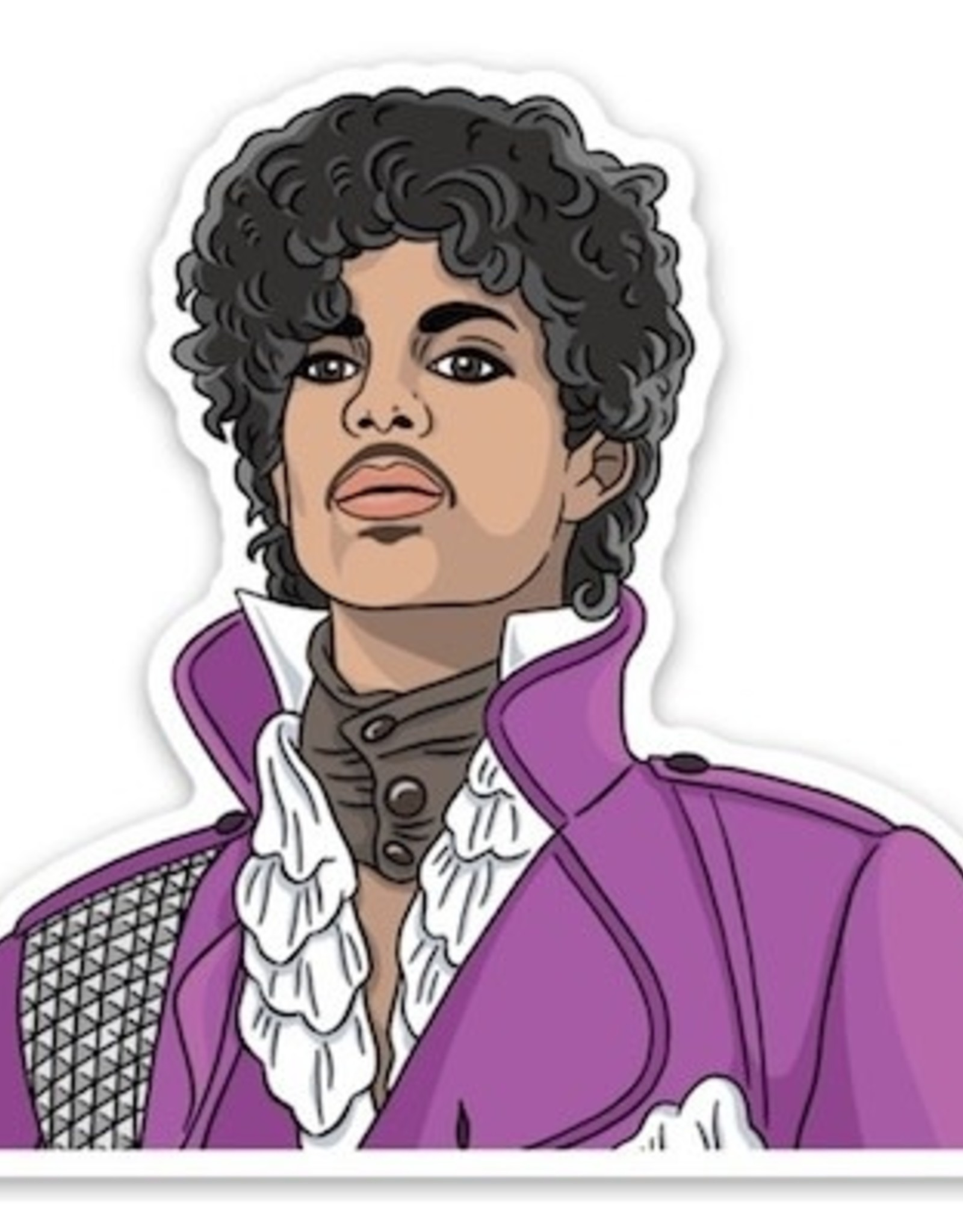 The Found The Found | Prince  Sticker
