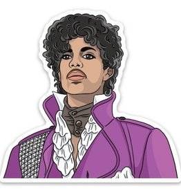 The Found Prince  Sticker