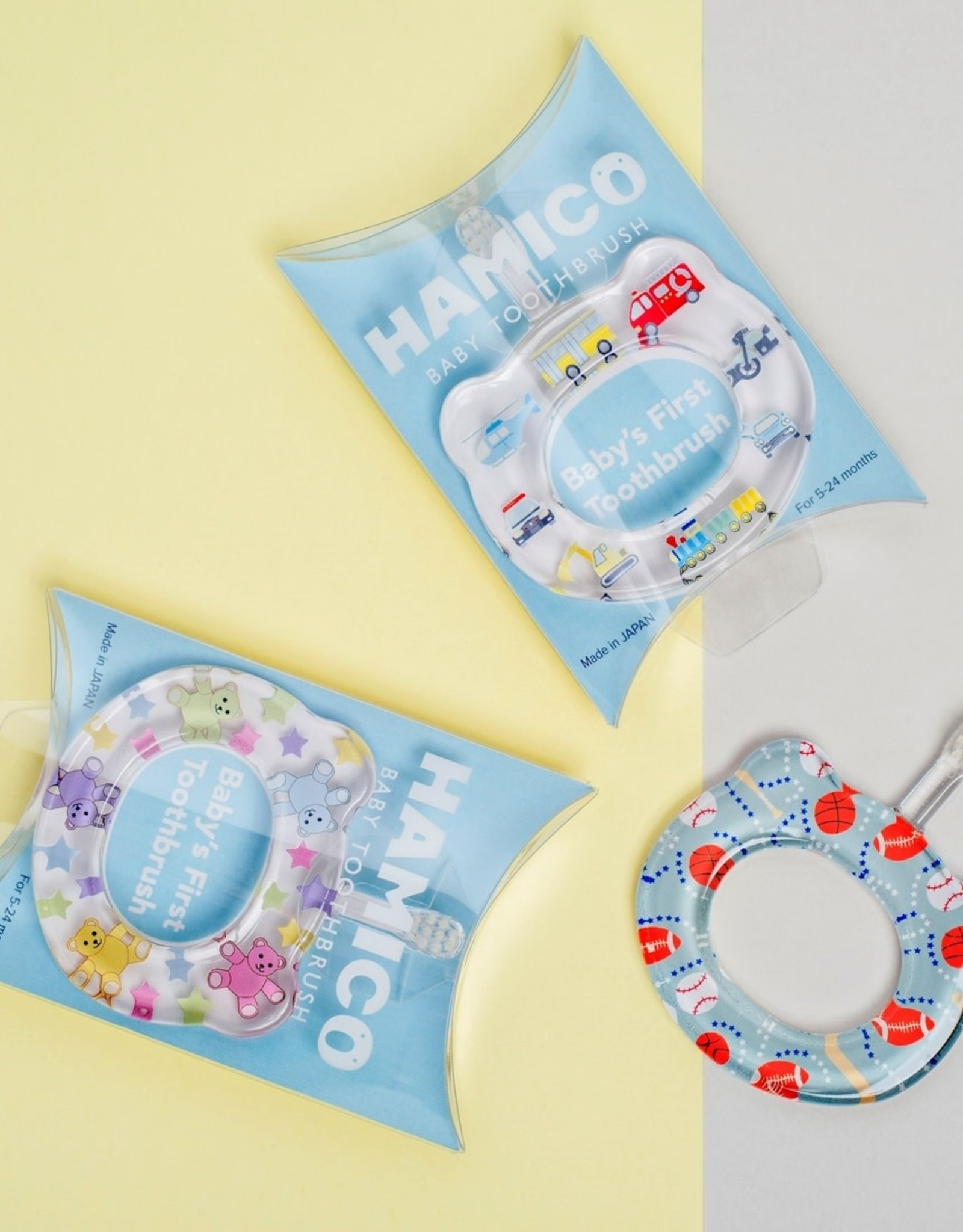 Hamico Hamico | Baby Toothbrushes