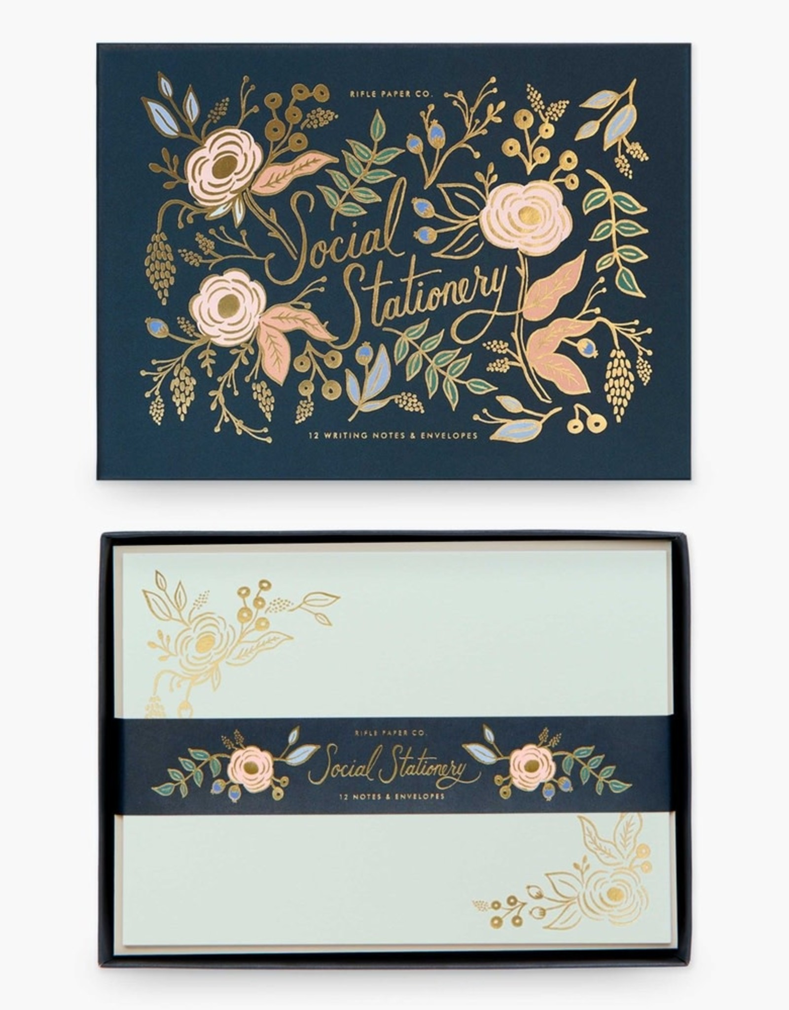 Rifle Paper Co. Rifle Paper Co. | Colette Social Stationery Set