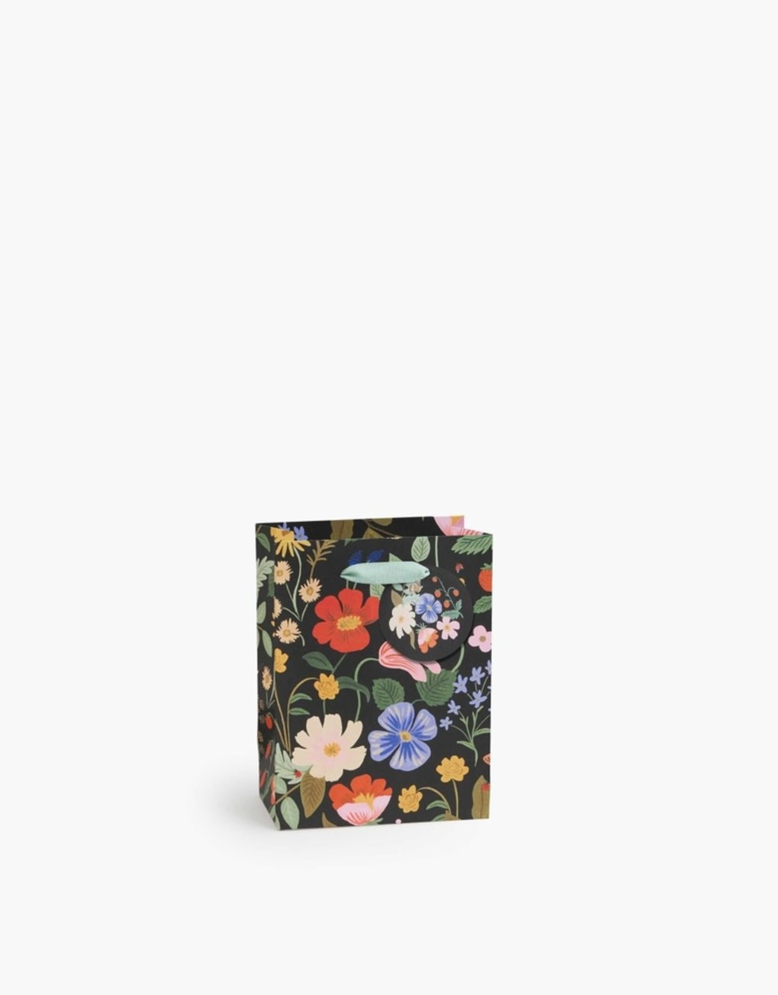 Rifle Paper Co. Rifle Paper | Strawberry Fields Small Gift Bag