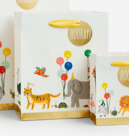 Rifle Paper Co. Rifle Paper | Party Animals Medium Gift Bag