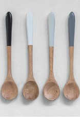 Creative Co-Op Hand-Carved Mango Wood Spoon