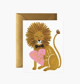 Rifle Paper Co. Rifle Paper | You're My Mane Squeeze Card