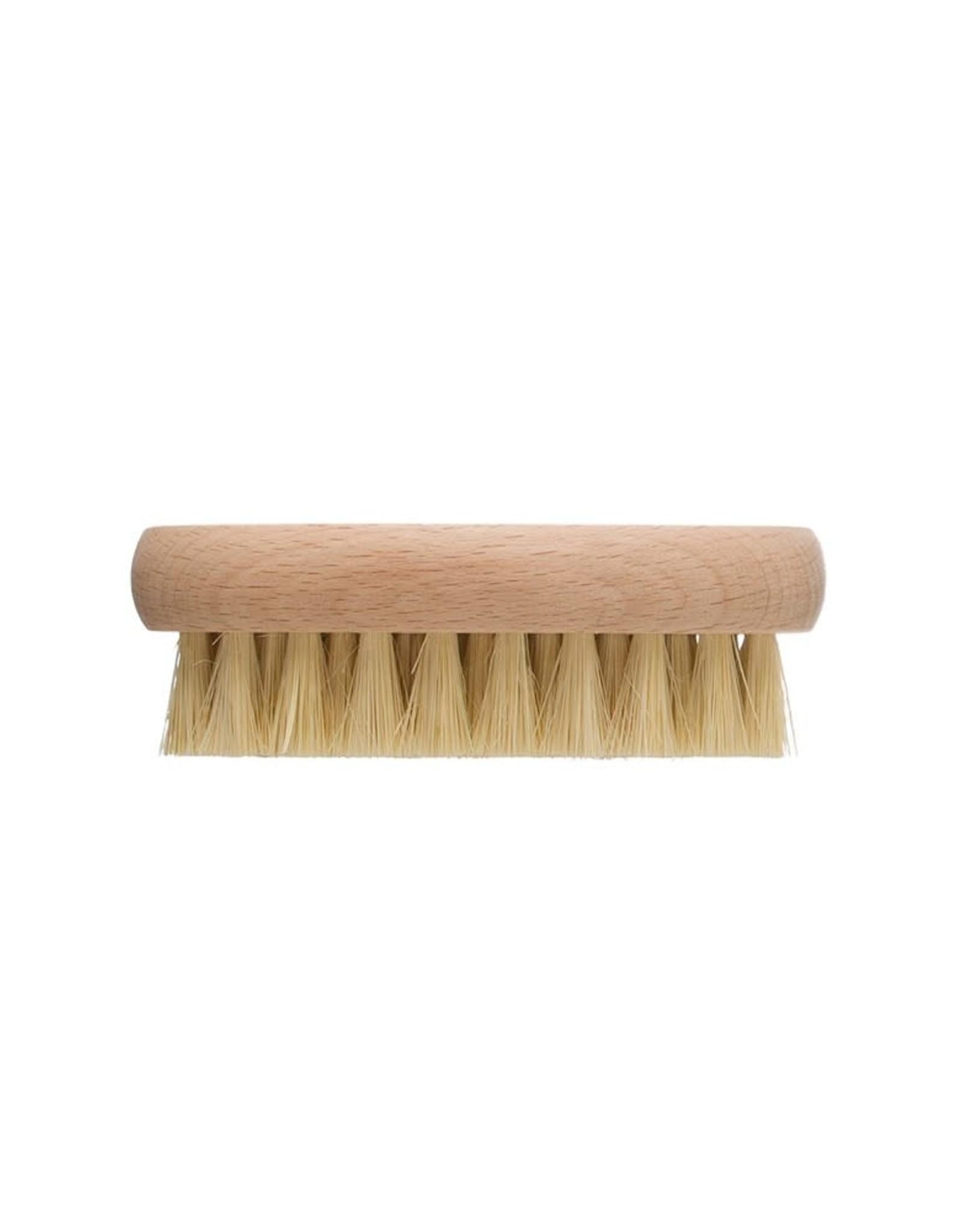 Creative Co-Op Tampico & Beech Wood Vegetable Brush